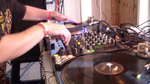 DJ hands to instruments coordination by eye9000