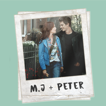Mj and  Peter Manip by MerRogers