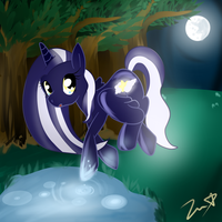 Starshine Droplets by SonicStaryFan