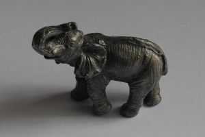 Stock 403 - Elephant Statuette by pink-stock