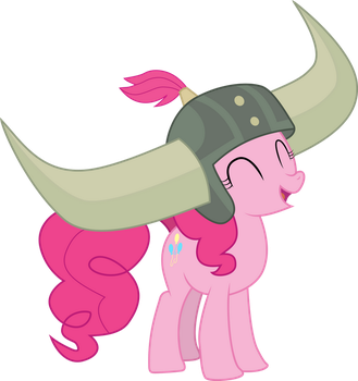 [Vector] Pinkie Pie #2 by PaganMuffin