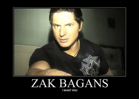 Zak Bagans Demotivational by shanaynaynoelle