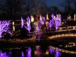 Creation Museum lights 2013 by Huop