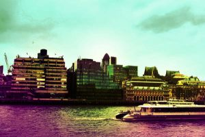 LONDON COLOR by justatime