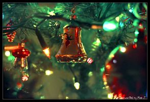 The Christmass Bell by Mirek-Z