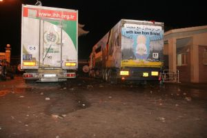 Aid convoy attacked Egypt 13 by ademmm