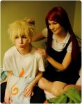 Uzumaki bonding time. by Figgarow