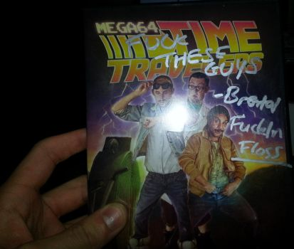 Magfest 2013 - Mega64: Time Travelers - Signed by Mike-O-Shay