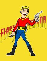 flash gordon by AlanSchell