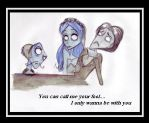 Be With You by CorpseBrideFans