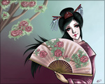 Geisha by NaturallyLecherous