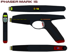 Phaser Mark  15 by bagera3005