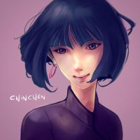 Girl by thechinchen