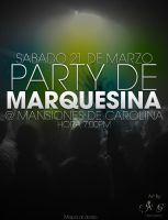 Party de Marquesina by PRyAnKeE