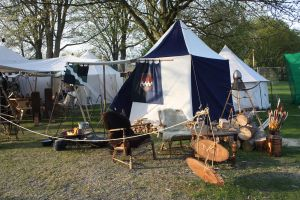 Medieval camp life 2 by Kroenen1488