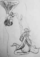 Two sides WIP upside down by KaisiShu