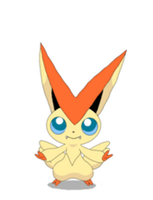 Victini - Pokemon Animation by Queen-Of-Cute