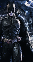 Batman by DomiNico20