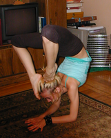 Contortion: Forearm Scorpion by PinstripeRat