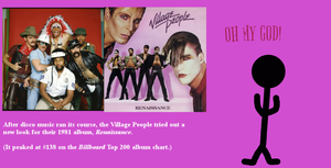 The Truth about The Village People by EarWaxKid