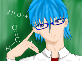 Chemistry genius by Sesshomarul182