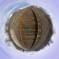 spherical railroad track by suckup