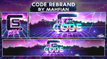 Colt Code Retro Rebrand by VintagePeon