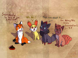 Scraps with Soot: Pokemon Food by Erexis