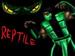 Reptile by pie-lord