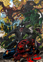 Sinister Seven MV Coloured by kameleon84