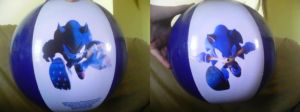 Sonic Unleashed Beachball by mmishee