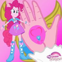 Pinkie Pie Equestria Girls Pendant 2 by Sasami87