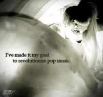 I am Pop Music. by iceprizt