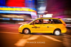 New York Taxis V by confucius-zero
