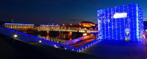 Linz Panorama HDR by epicfail23