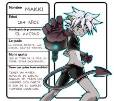 Sutori all Stars: Makki by Letucse