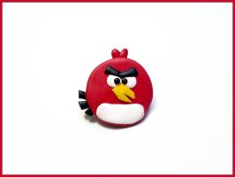 Angry Birds - Magnet 1 by CookingMaru