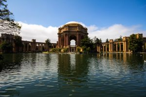 Palace of Fine Arts by kriegs
