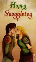 Happy Snoggletog by AvannaK