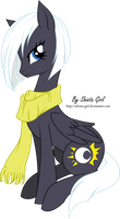 MLP - OC -Moonlight Legend Color by Shinta-Girl