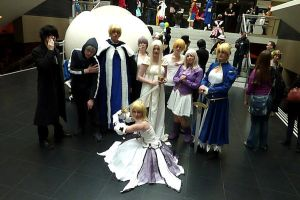 Fate/Zero crew! by 10animallover10