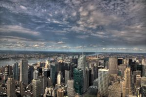 Empire State Building - HDR I by hellslord