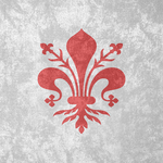 Republic of Florence ~ Grunge Flag (1260 - 1531) by Undevicesimus