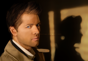Castiel - Supernatural by iGeerr