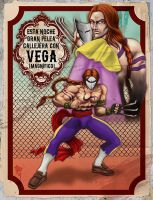 Vega Advertising by phrenan