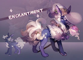Enchantment (closed) by kub-e