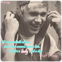 Niall Horan Quote 3 by saritacrazy