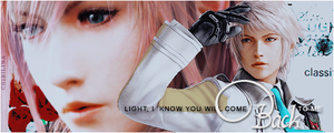 Lightning x Hope FFXIII-2 by Chibilina