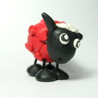 Love Sheep by Devilish--Designs