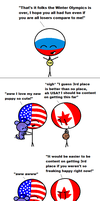 Winter Olympics 2014 by ABtheButterfly